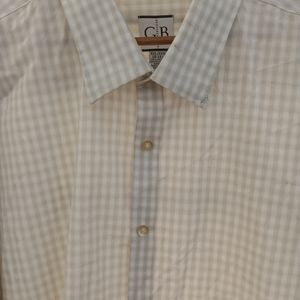 Geoffrey Beene Casual Button Down Size XXL shirt